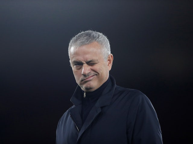 Jose Mourinho hints at international job