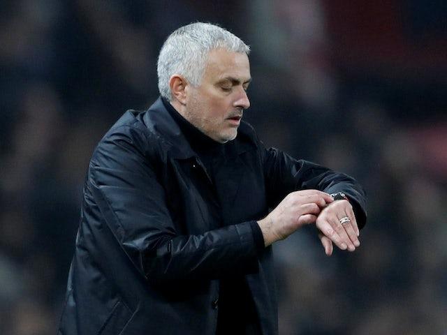Spurs step up Mourinho pursuit?