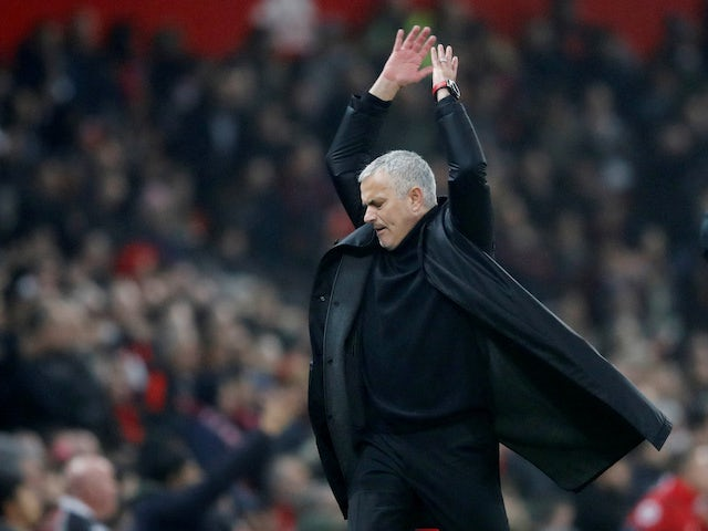 Jose Mourinho fully committed to Manchester United – agent Jorge Mendes