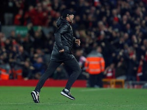 Klopp could face disciplinary charge over Anfield celebration