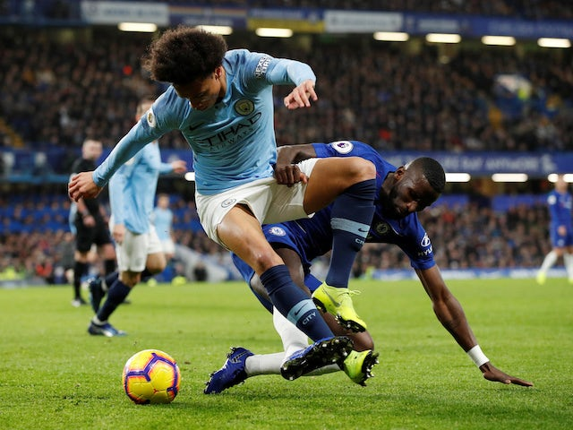 City have their verve back, says Sane