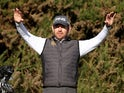 South Africa's Louis Oosthuizen during the first round