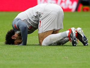 Salah showing wows rival managers Klopp and Howe