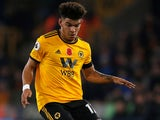 Morgan Gibbs-White in action for Wolves on November 7, 2018