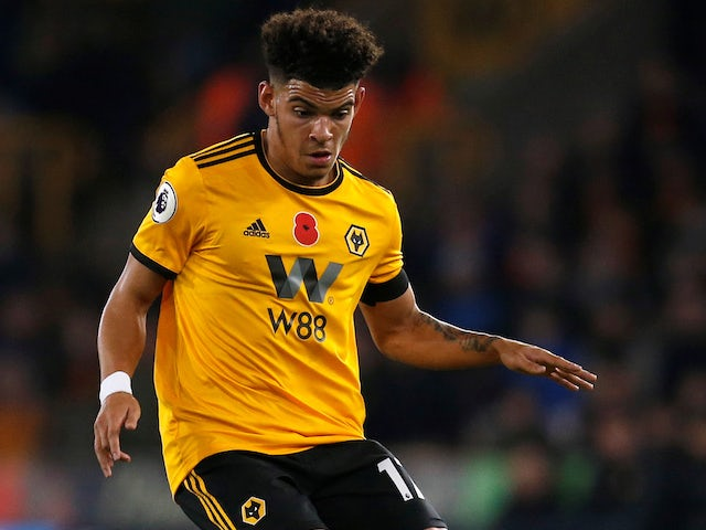 Nuno keeping a lid on Gibbs-White expectations