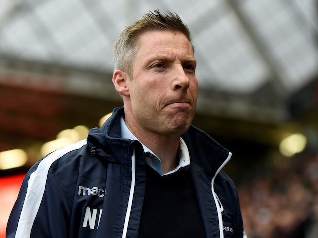 Harris feels Millwall paid the penalty at Stoke