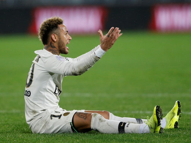 Neymar expected to return as Paris St Germain take on Red Star Belgrade