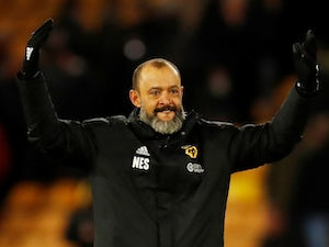 Wolves boss Nuno relishing Reds test