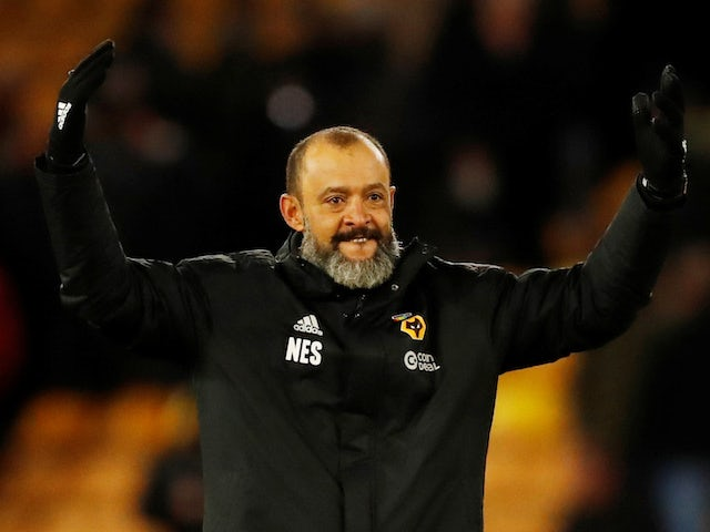 We Won T Roll Over For Spurs Wolves Boss Nuno Sports Mole