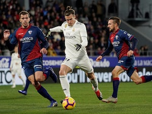 Live Commentary: Huesca 0-1 Real Madrid - as it happened
