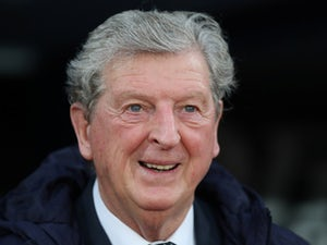 Crystal Palace manager Roy Hodgson cracks a smile on December 1, 2018