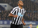 Salomon Rondon in action for Newcastle United on December 5, 2018