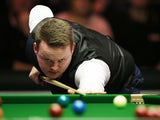 Shaun Murphy in action in January 2016