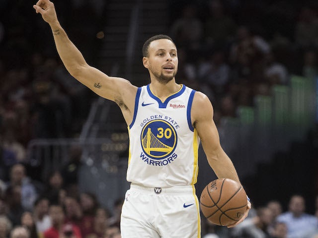 Result: Stephen Curry cooks up a convincing win for the Golden State Warriors
