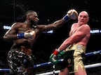 Result: Tyson Fury denied in Los Angeles as fight with Deontay Wilder scored a draw