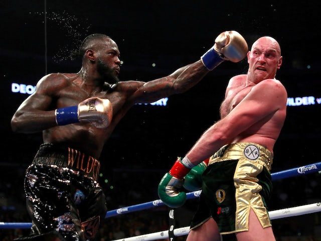 Lennox Lewis hits out at judges after Tyson Fury is denied stunning win