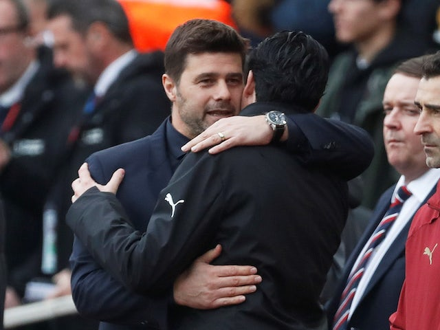 Spurs boss Pochettino thinks Wembley is 'best place in the world' to play football
