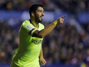 Live Commentary: Levante 0-5 Barcelona - as it happened