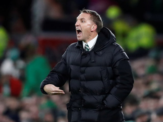 Celtic need to replenish striking options in January – Brendan Rodgers