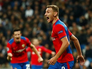 CSKA Moscow shock Real Madrid at Bernabeu