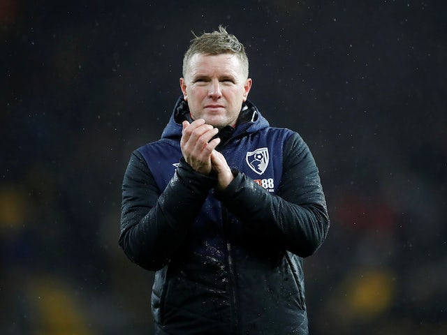 Eddie Howe open to more arrivals at Bournemouth