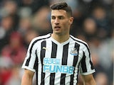 Fabian Schar in action for Newcastle United on August 26, 2018