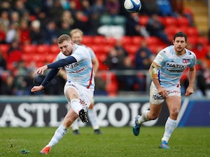 Leicester suffer Champions Cup blow with defeat to Racing 92