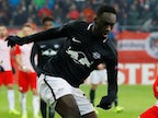 Leeds sign striker Jean-Kevin Augustin on loan from Leipzig
