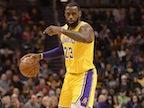 LeBron James and Giannis Antetokounmpo named as NBA All-Star captains
