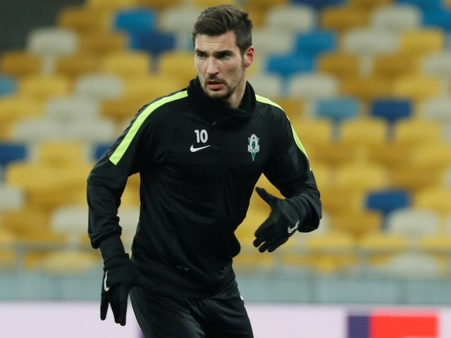Fulham, Newcastle in for Czech midfielder?