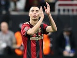 Miguel Almiron in action for Atlanta United on December 9, 2018