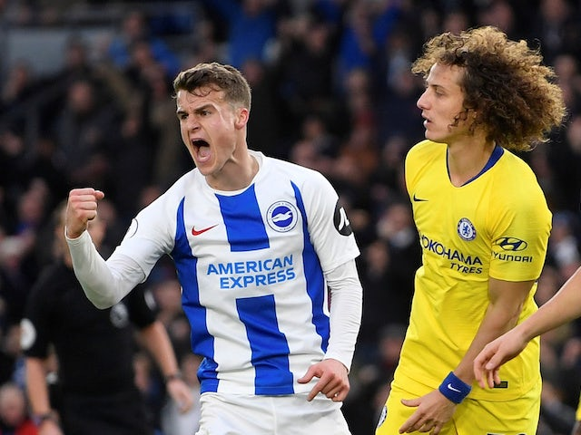 Arsenal 'eye swoop for Solly March'