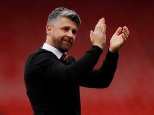 Stephen Robinson talks up Motherwell performance