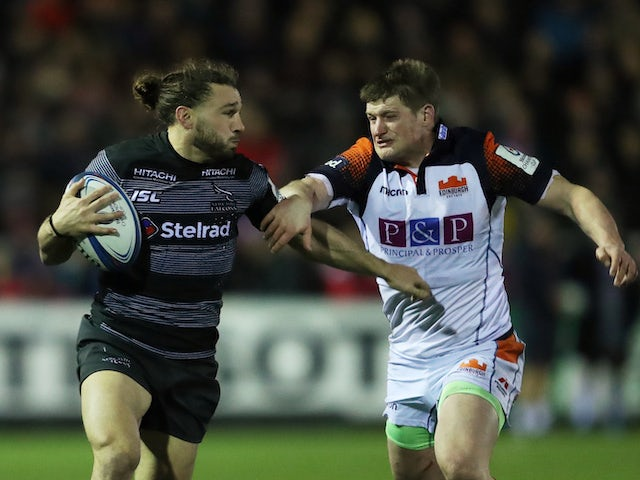 Result: Edinburgh strengthen position with come-from-behind win