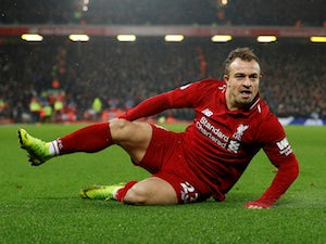 Shaqiri sees the bigger picture before Liverpool face Manchester City