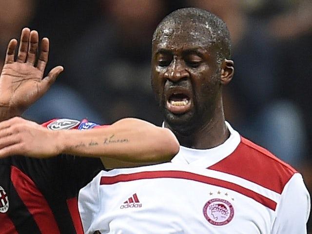 Yaya Toure denies he has retired from playing football