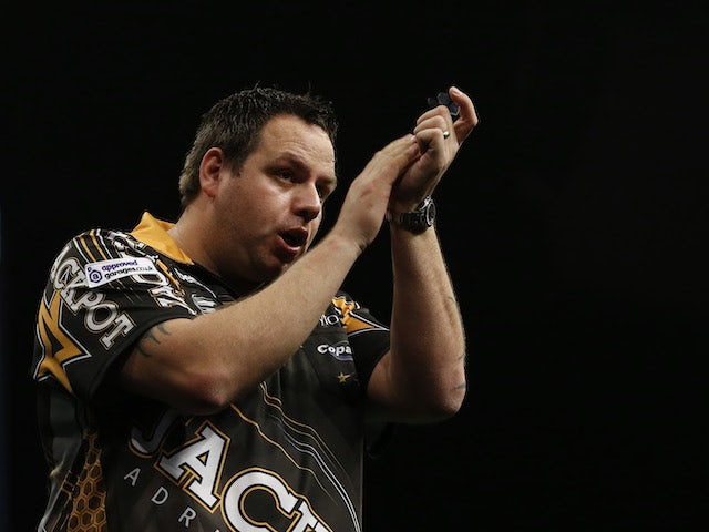 Result: Michael Van Gerwen too strong for Adrian Lewis at PDC World Darts Championship
