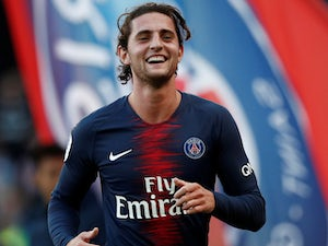 United 'receive boost' as Rabiot suspended by PSG