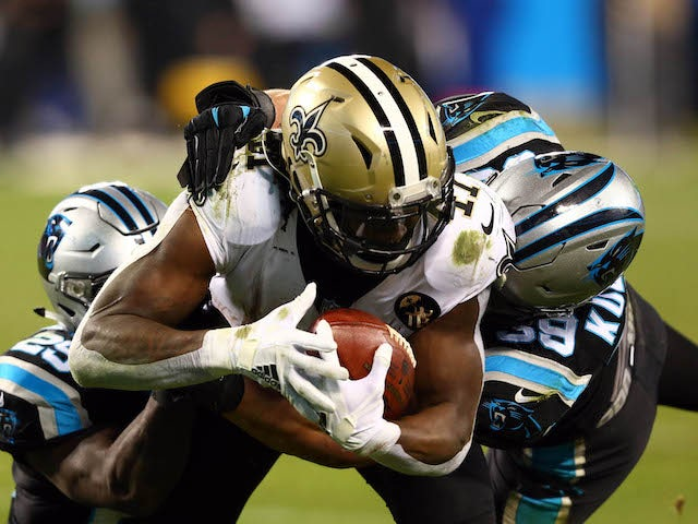 Result: New Orleans Saints halt Cam Newton in 12-9 win over Carolina Panthers