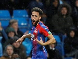 Andros Townsend up against Lionel Messi, Zlatan Ibrahimovic for Puskas award