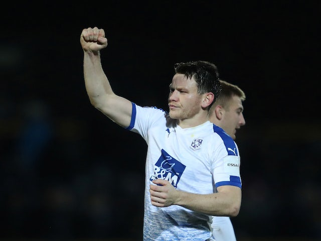 Result: Jennings fires Tranmere past Southport
