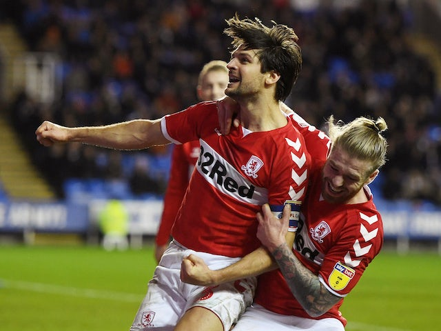 Result: Boro heap more misery on managerless Reading