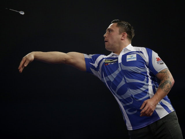 Result: Gerwyn Price crashes out after shock comeback victory for Nathan Aspinall