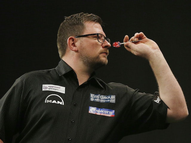 Result: James Wade digs deep to reach last 16 at Ally Pally