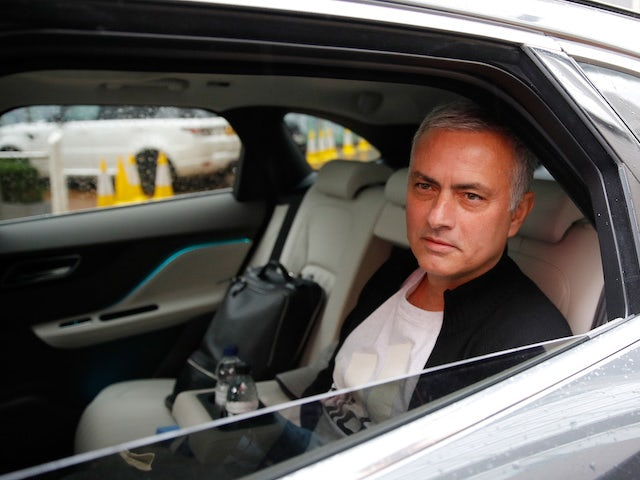 Jose Mourinho responds to Real Madrid rumours