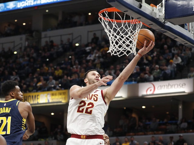 Result: Cavaliers halt Pacers run thanks to Larry Nance Jr buzzer beater