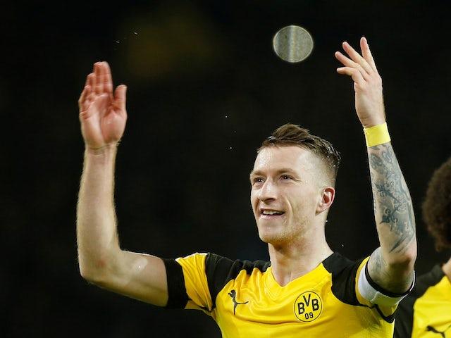 Result: Borussia Dortmund power on at Bundesliga summit after winning battle of top two