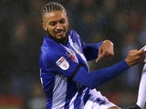 Michael Hector in action for Sheffield Wednesday on November 9, 2018