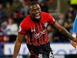 Michael Obafemi celebrates scoring for Southampton on December 22, 2018