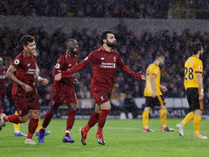 Liverpool secure top spot at Christmas